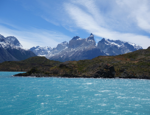 Adventure video: Torres del Paine