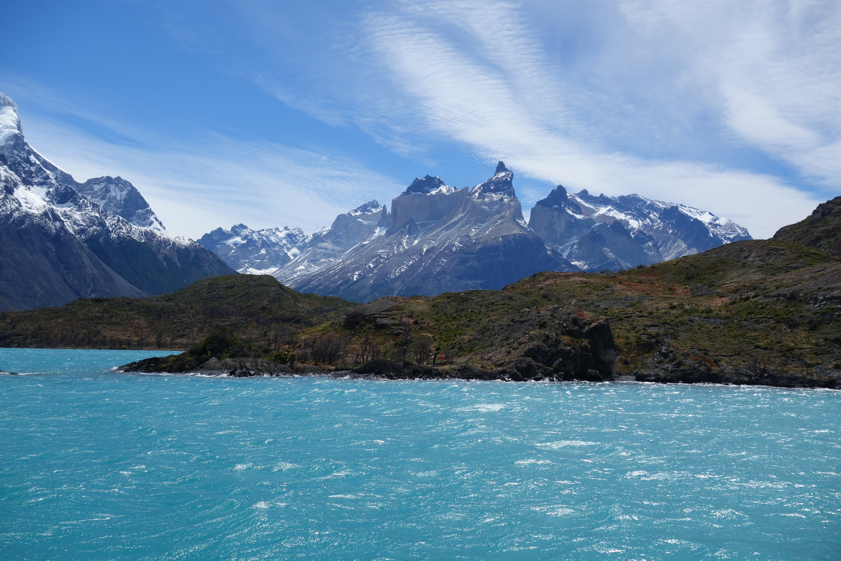Adventure video Torres del Paine