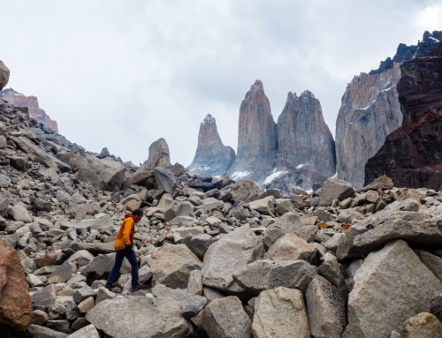 Trekking guide: 5 tips for trekking the Torres del Paine 'O Circuit'