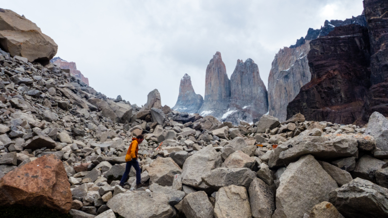 5 tips for trekking Torres del Paine