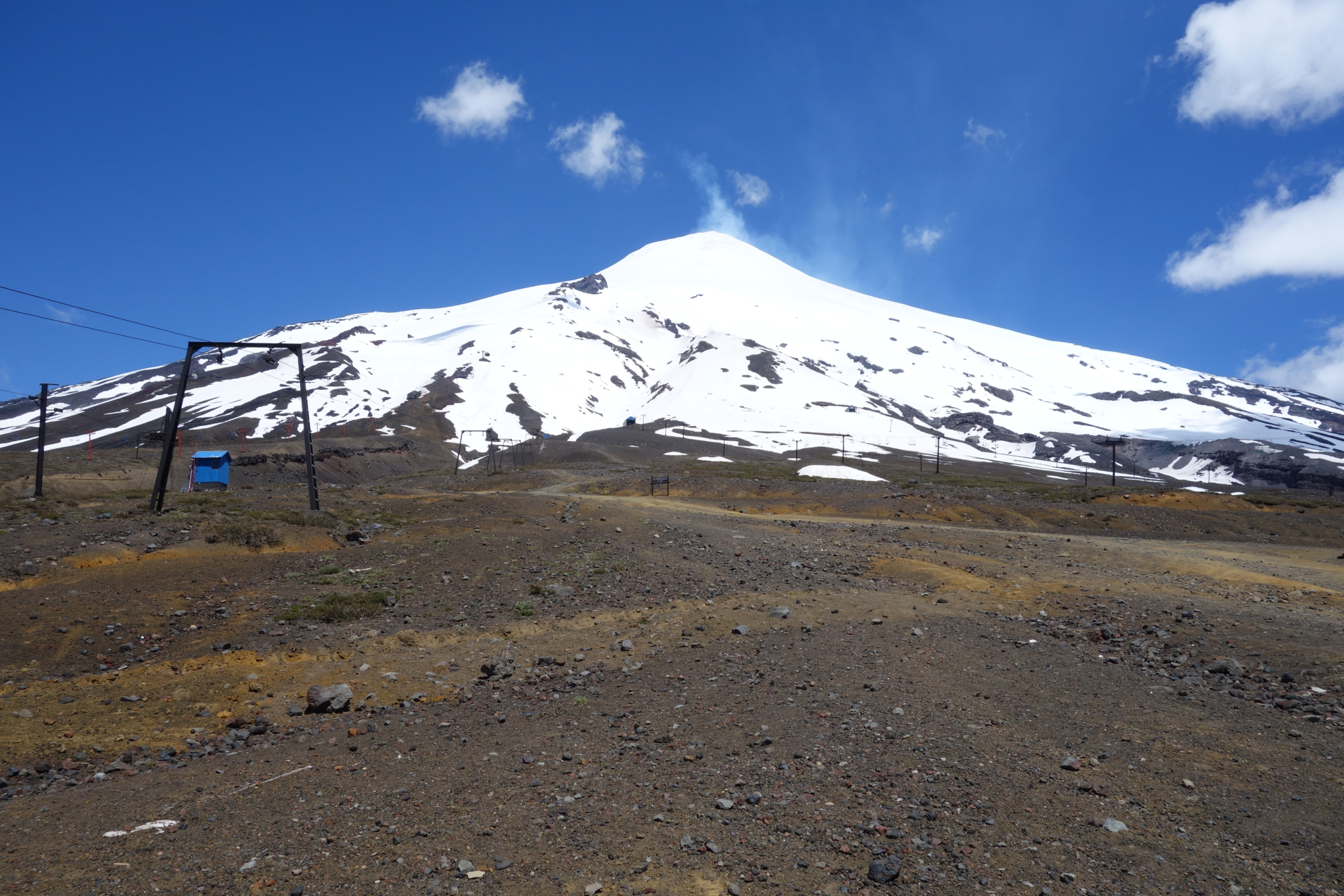Adventure Guide Volcano Villarrica climb
