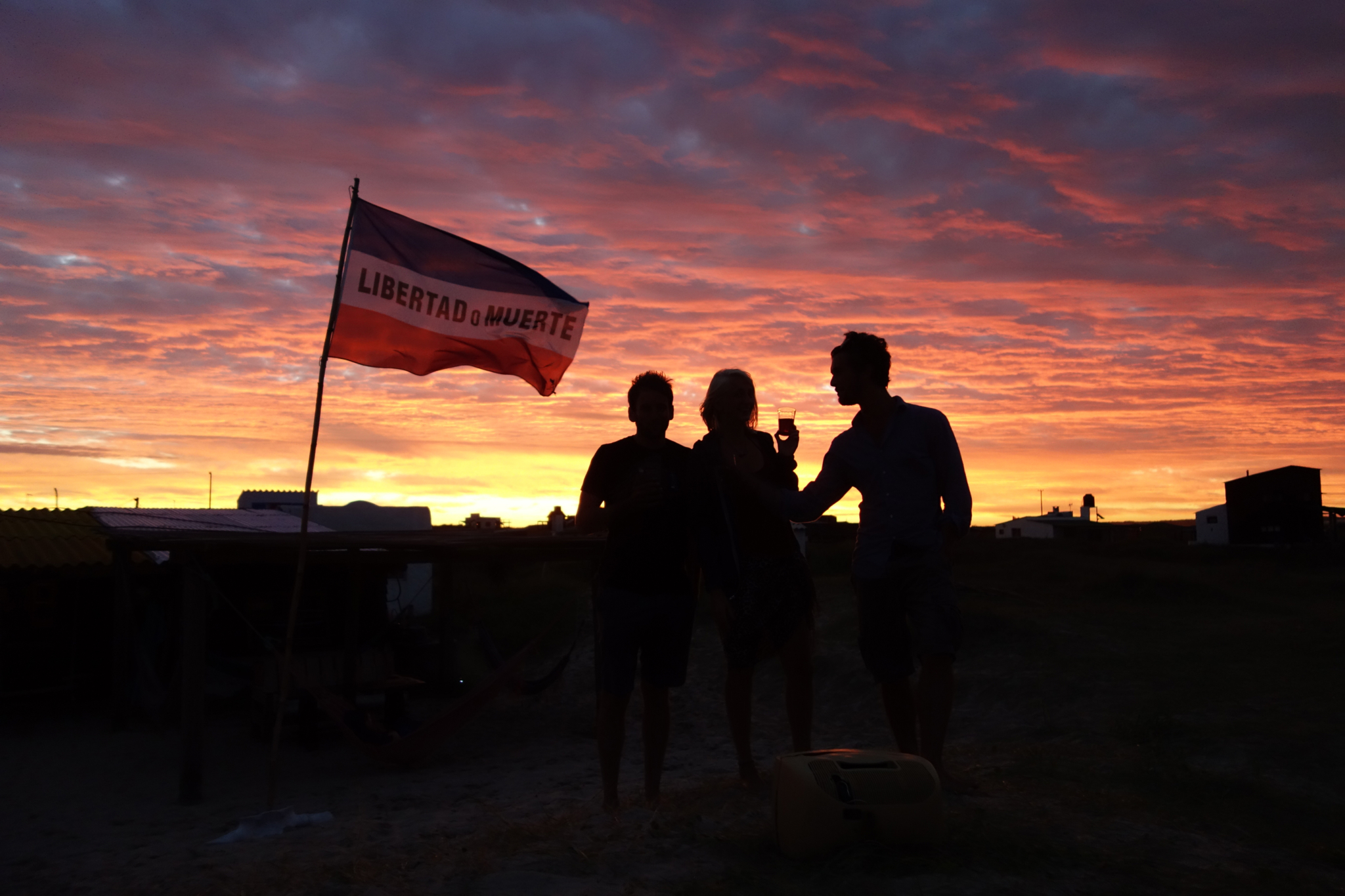Through the lens Cabo Polonio Uruguay