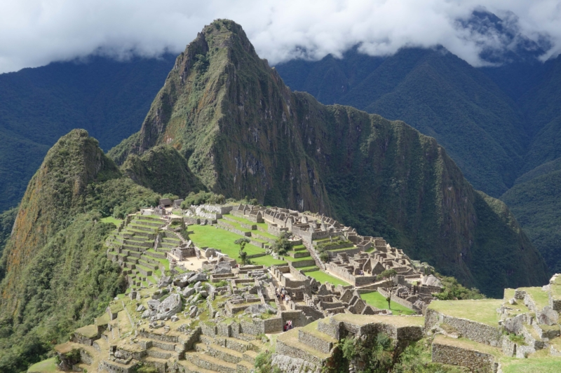 Machu Picchu Jungle Trek