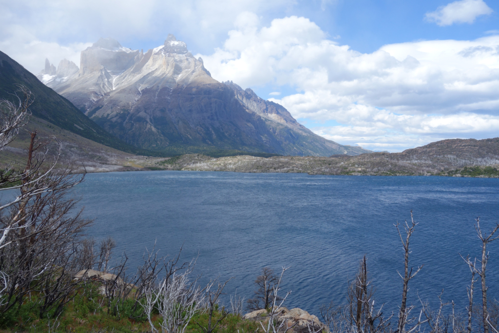 "Torres del Paine: ""The Horns""."